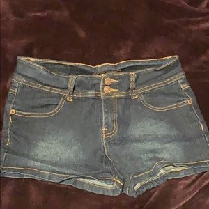 AMB Jeans Shorts